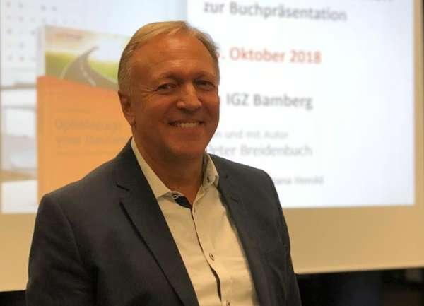 1. Offizielle Buchpräsentation in Bamberg